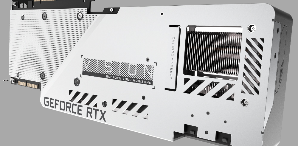 GIGABYTE Video Card-GV-N3090VISION OC-24GD
