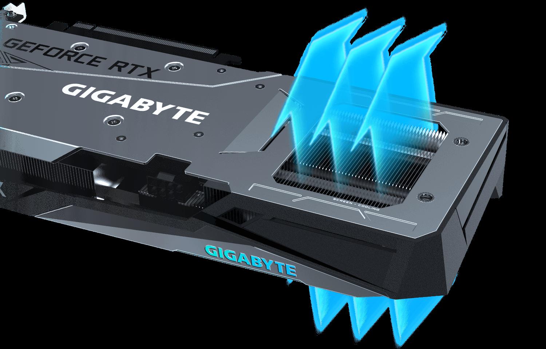 GIGABYTE Video Card-GV-N3060GAMING OC-12GD
