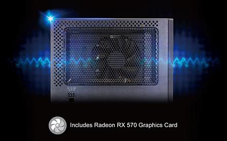 PowerColor Mini Pro - Thunderbolt 3 eGFX Enclosure for macOS High Sierra,  Installed RX 570 Graphics Card Inside eGPU - Newegg com