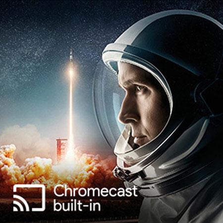 an astronaut watching a rocket launching