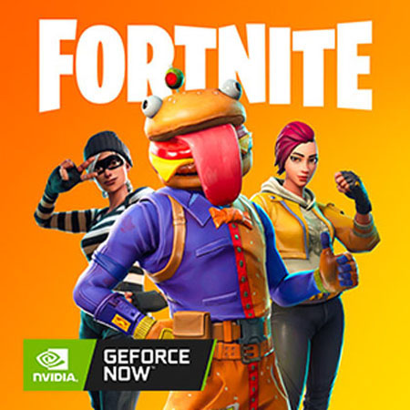 three characters from Fortnite