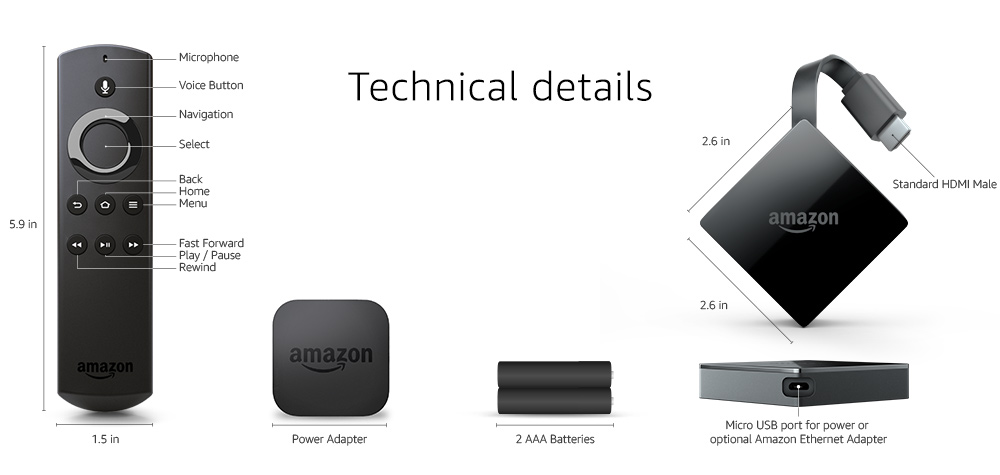 Amazon Fire Tv With 4k Ultra Hd And Alexa Voice Remote