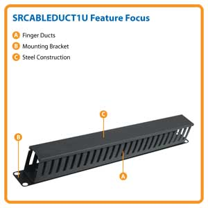 SRCABLEDUCT1U Feature Focus