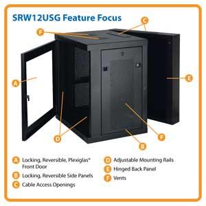 SRW12USG Feature Focus