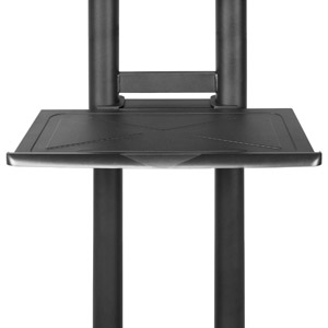 Kanto Mtm82pl Height Adjustable Mobile Tv Stand With