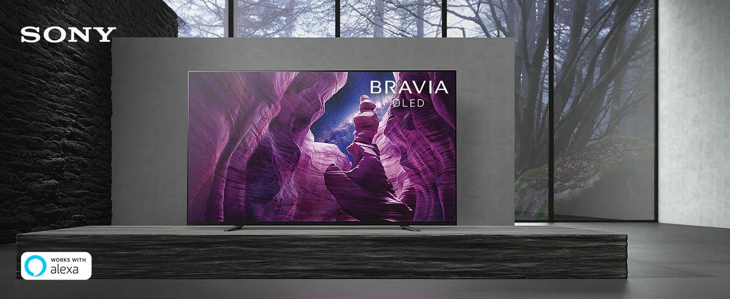 Sony A8H BRAVIA OLED 4K UHD HDR TV