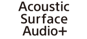 icon for Acoustic Surface Audio+