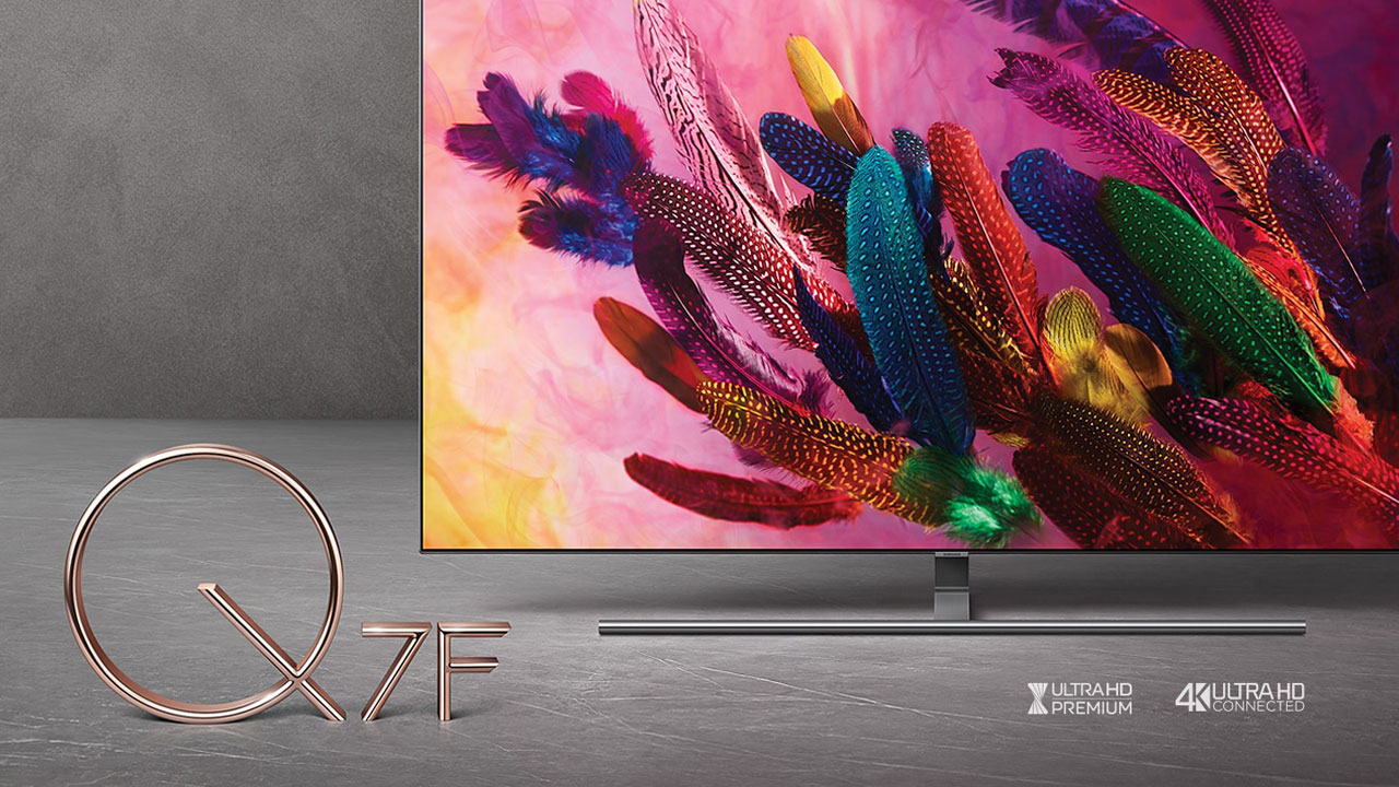 Samsungs Q7Fn Qled Tv Makes History - TropicalWeather