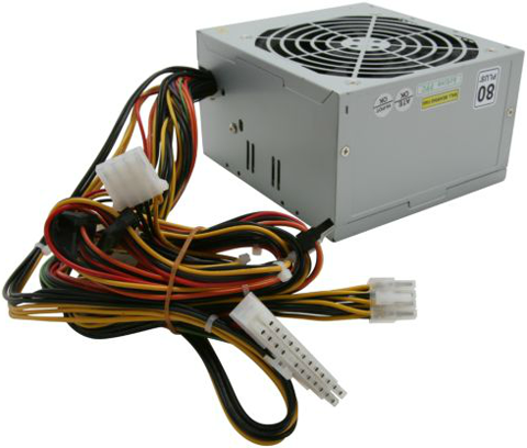 picture of the PSU