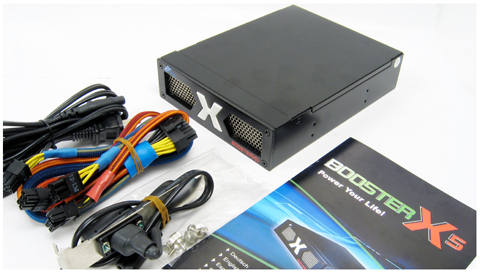 FSP Group Booster X5 450W Independent/Supplementary SLI Certified CrossFire  Ready Active PFC Dedicated Multi GPU Power - Newegg com
