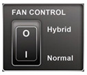 Seasonic Hybrid Silent Fan Control