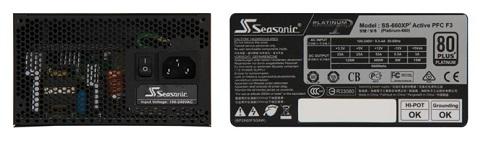 Seasonic Power Supply