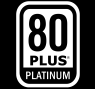 80 PLUS Platinum badge
