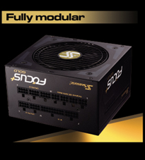 Fully modular Focus Gold Power Supply