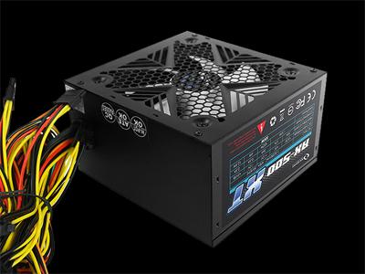Kết quả hình ảnh cho Raidmax 500W RX-500XT.