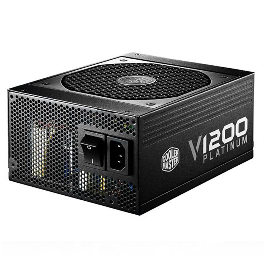 Cooler Master V1000 - Fully Modular 1000W 80 PLUS Gold PSU with ...