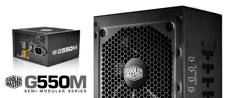 cooler master gm 550w power supply