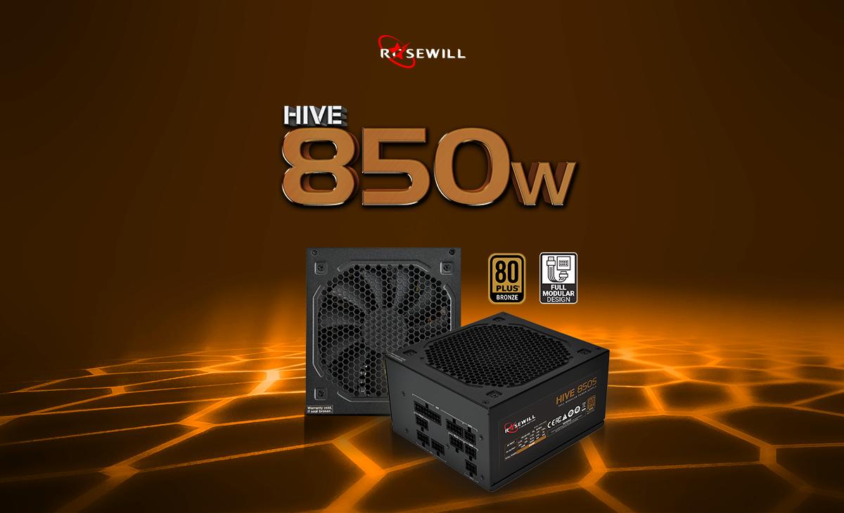 Hive 850 Watt power supply