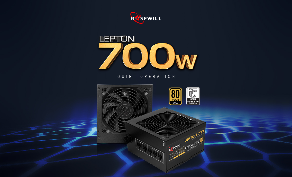 Lepton 700 Watt power supply