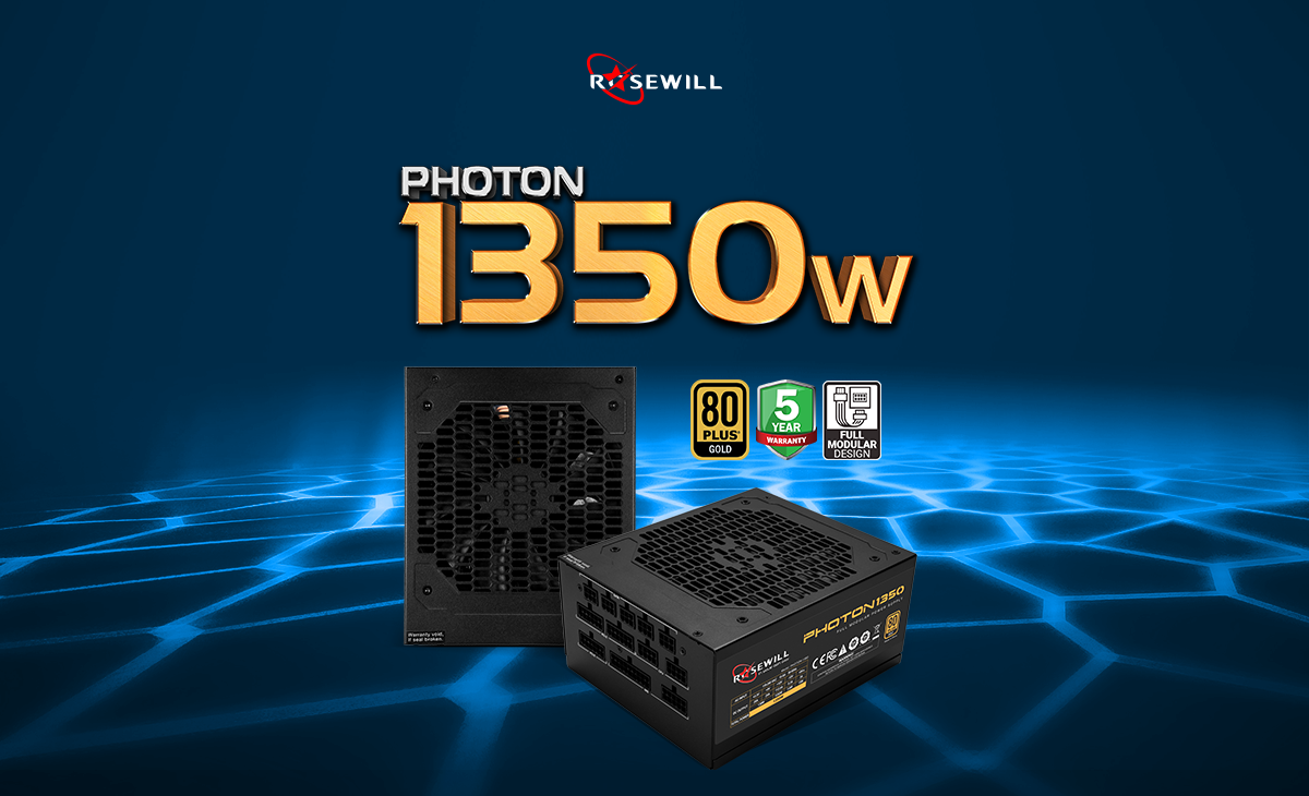 Photon 1350 Watt power supply