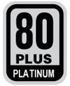 80 Plus Platinum Certification