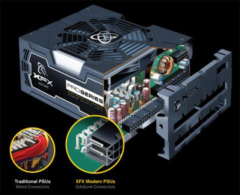 ProSeries 850W PSU