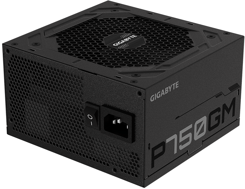 GIGABYTE GP-P750GM Power Supply