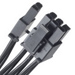 4 x 8 / 6-pin PCIE connectors