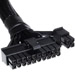 1 x 24 / 20-pin motherboard connector