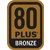 icon for 80plus bronze