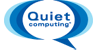 icon for quiet computing