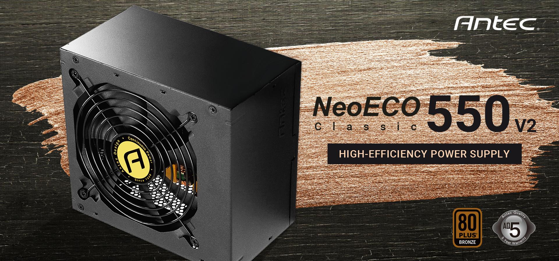 Antec NE650C Power Supply