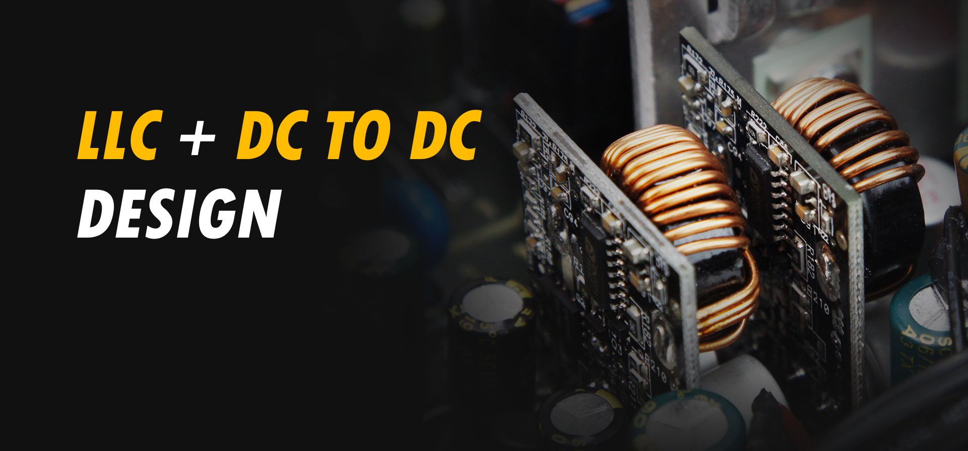 Antec NeoECO Gold ZEN Series NE500G ZEN Power Supply LLC + DC T0 DC close-up