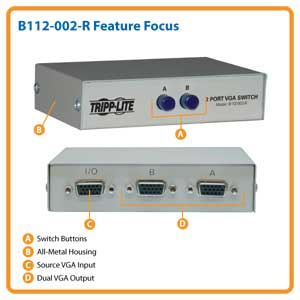 B112-002-R Feature Focus