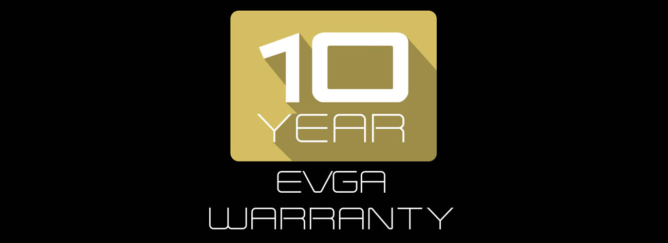 EVGA SuperNOVA 850 G5 10 years warranty icon