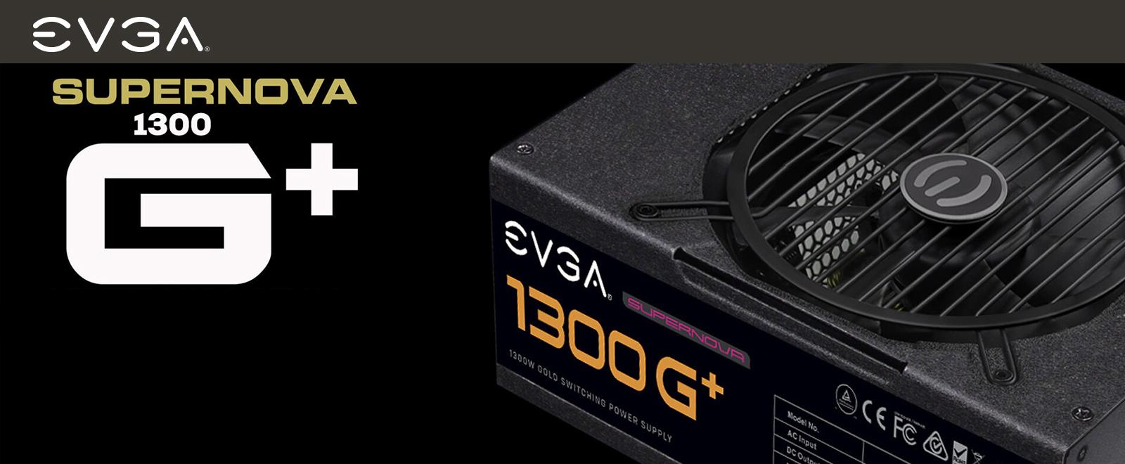 EVGA SuperNOVA 1600 G+ Power Supply