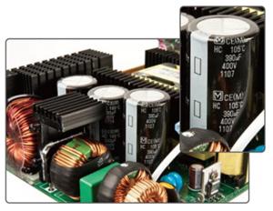 LEPA Power Supply