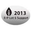 2013 ErP Lot 6 support