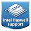 Intel Haswell support