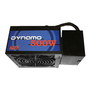 gallery images 3 azza dynamo 500 500w atx 12v ver 2 2 power supply newegg com  at gsmx.co