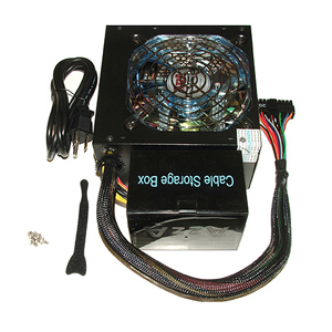 gallery images 6 azza dynamo 500 500w atx 12v ver 2 2 power supply newegg com  at gsmx.co