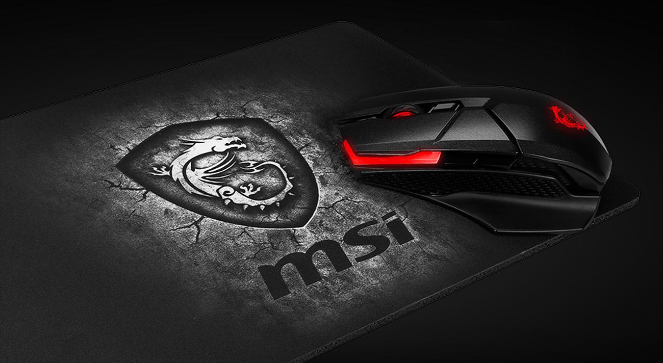MSI Agility GD20 Mousepad