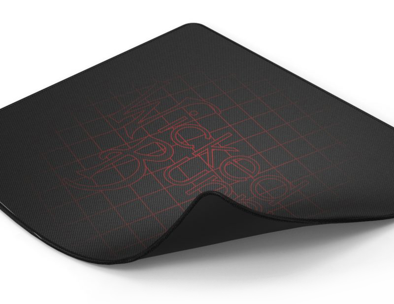 Wicked Bunny Sprint Gaming Mouse Pad