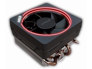 AMD Ryzen 7 1700 Processor with Wraith Spire LED Cooler YD1700BBAEBOX