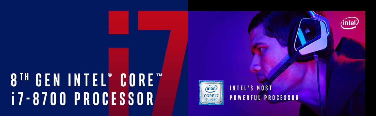 Intel i7-8700 Processor