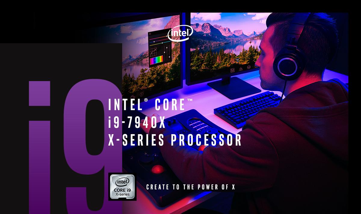 Intel Core i9-7940X Skylake X 14-Core 3 1 GHz LGA 2066 BX80673I97940X  Desktop Processor - Newegg com