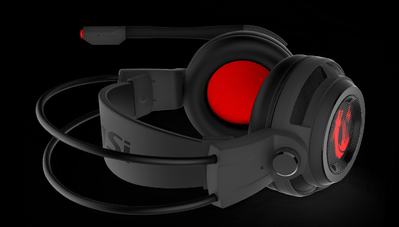 MSI Gaming Headset-DS502