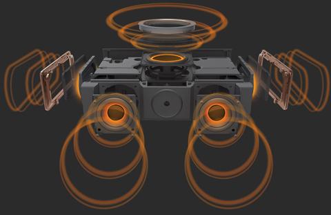 Creative iRoar Intelligent Bluetooth Wireless Speaker - Newegg com