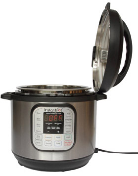 Instant Pot Technology Pressure Cooker