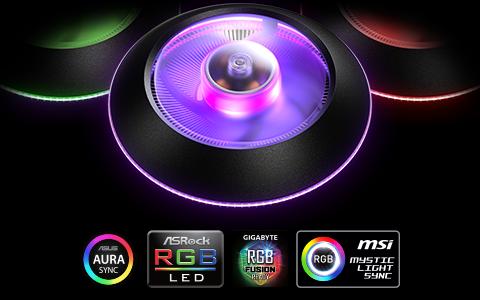 Cooler Master MA G100M RGB Low Profile CPU Air Cooler, Copper Heat Column  Technology, 92mm RGB Ring Fan - Newegg com